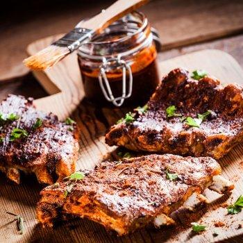 Gegaarde Sous Vide Spareribs Intermezzo Meat