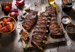 Intermezzo Meat Kalbs Spareribs