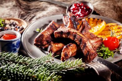 Gegaarde Spareribs Intermezzo Meat